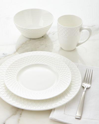 16-Piece Trellis Dinnerware Service