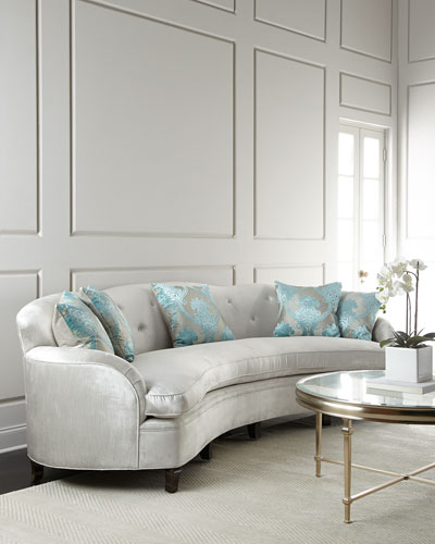 L'Amour Tufted Sofa