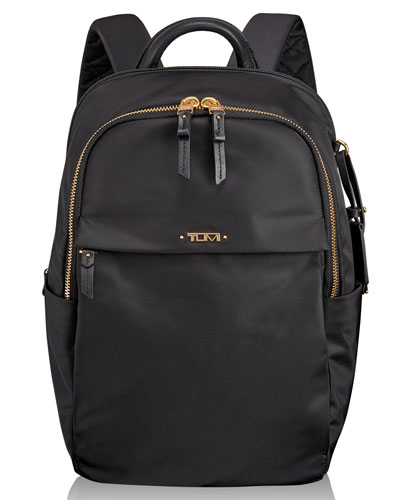 Voyageur Black Daniella Small Backpack