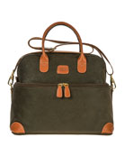Life Olive Tuscan Train Case Luggage