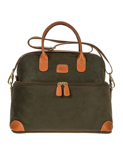 Life Olive Tuscan Train Case Luggage