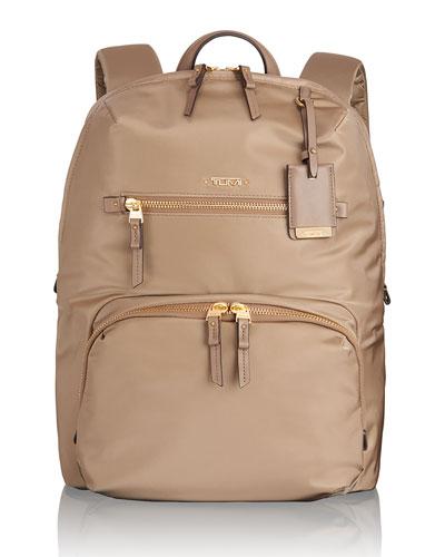 Voyageur Khaki Halle Backpack