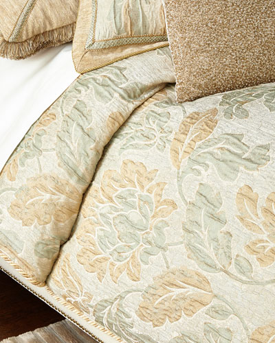 King Gwenneth Floral Duvet Cover