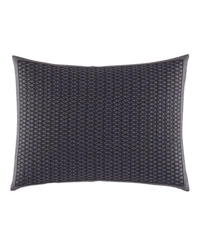 Textured Scribble Pillow, 12
