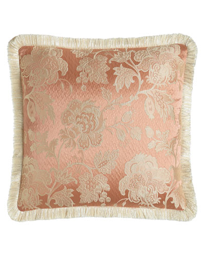 Primrose Pillow with Fringe, 20