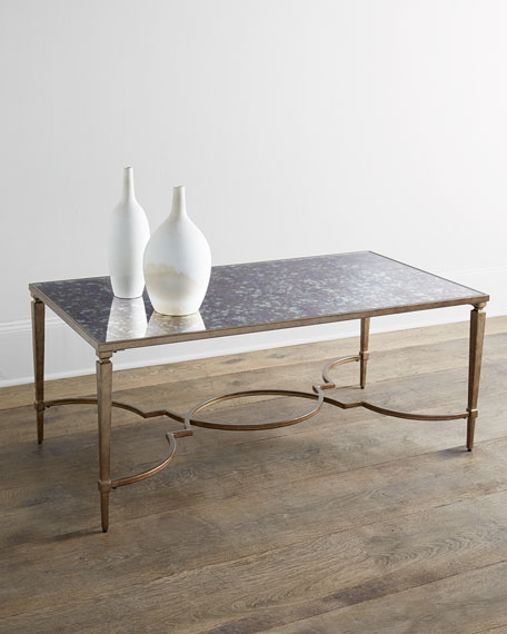 Kimbra Metal Coffee Table