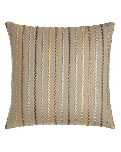D'Or Stripes Pillow, 22
