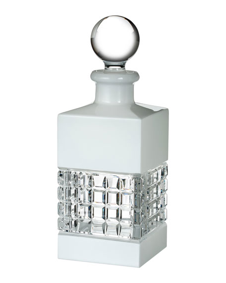 Waterford Crystal London White Decanter