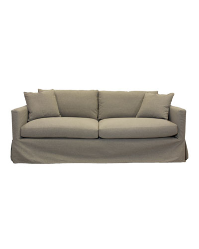 Nattie Slipcover Sofa