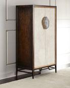 John-Richard Collection Tiza Large Agate Cabinet