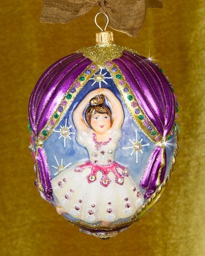 Nutcracker Suite Christmas Ornament