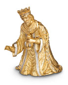 Jay Strongwater Golden Nativity & Matching Items
