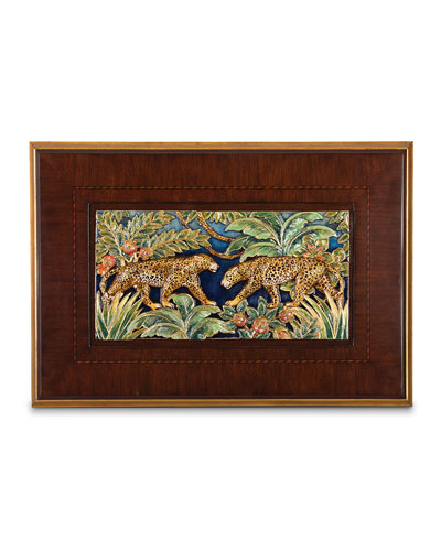 Jungle Scene Wall Art