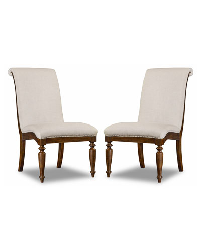 Cecile Dining Side Chair, Pair