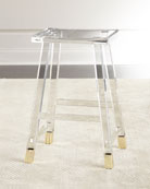 Dyer Acrylic Counter Stool
