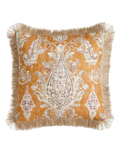 Fair Trade Pillow, 22