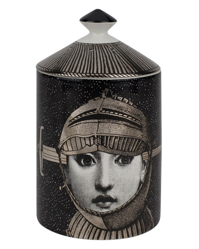 Fornasetti Armatura Scented 300gr Candle