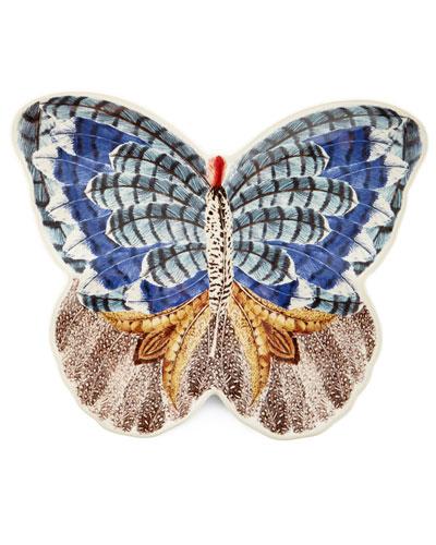 Forest Walk Butterfly Platter