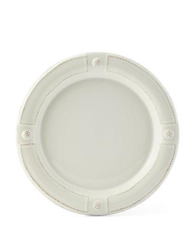 Berry & Thread French Panel Whitewash Dessert/Salad Plate