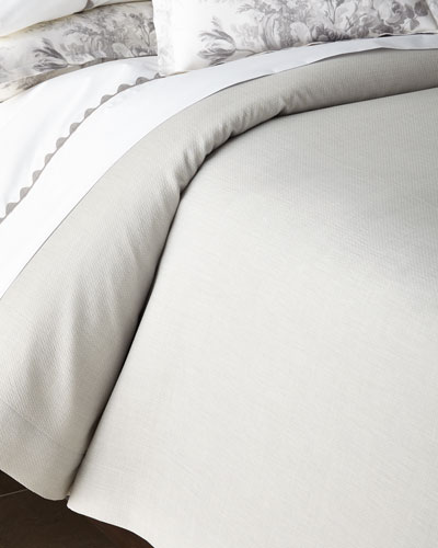 King Roma Pique Coverlet