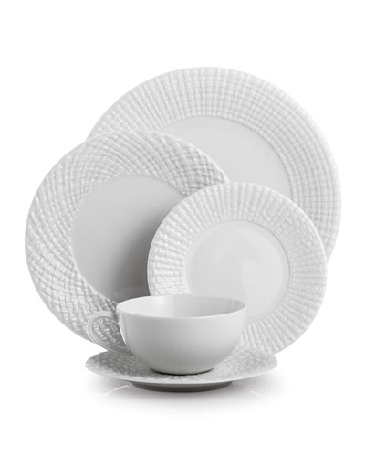 Michael Aram 5 - piece Palm Dinnerware Place Setting