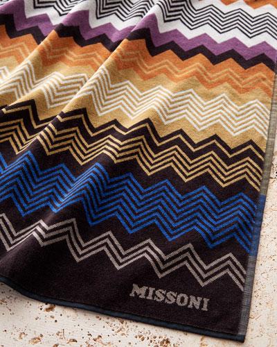 Seth Beach Towel