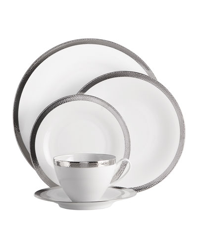 Michael Aram 5 - piece Silversmith Dinnerware Place Setting