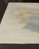 Exquisite Rugs Radford Striated Rug, 6' x 9'