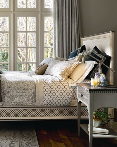 Canterbury Queen Bed