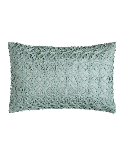 Ribbon Mesh Pillow, 14