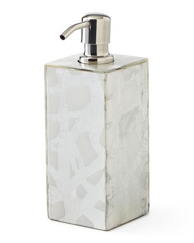 Abstract Pump Dispenser