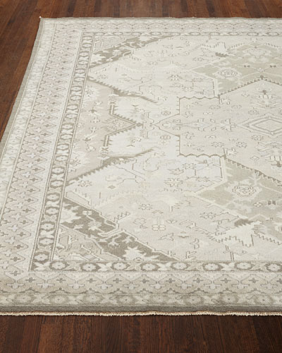 Reynolds Dove Gray Rug, 8' x 10'