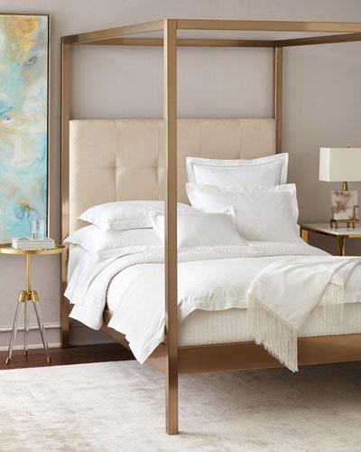 Dublin Queen Canopy Bed