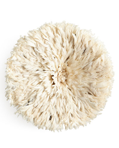 Ivory Juju Hat