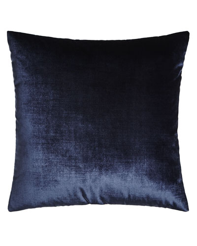 Venice Midnight Knife-Edge Pillow