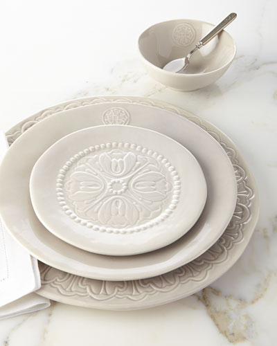 12-Piece Medallion Dinnerware Service