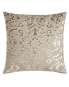 "Valencia Pillow, 24""Sq."