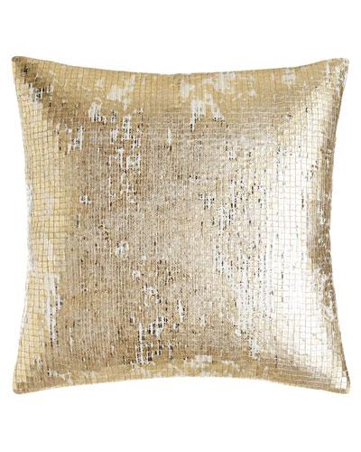 Rhythm Sequin Pillow, 16
