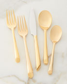 20-Piece Living Wave Flatware Service