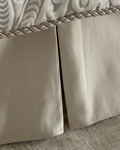 COPPOLINO QUEEN BED SKIRT