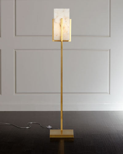 Ghost Floor Lamp