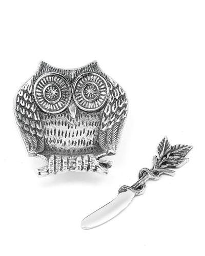 Owl Dip Dish Set
