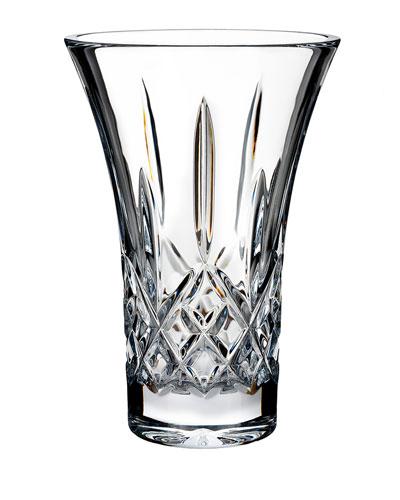 Crystal Vase Decor Neiman Marcus