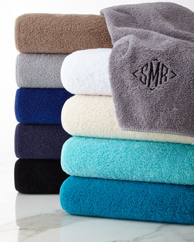 Long Double Loop Bath Towel