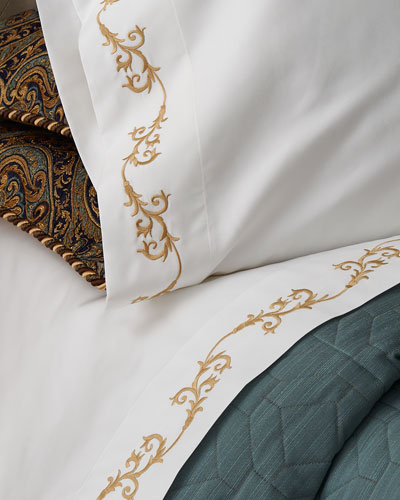 Peacock Alley Two Standard 420tc Serenade Pillowcases