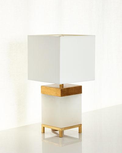 Jillian Alabaster Lamp