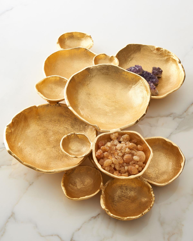 Organic Bowls Table Decor