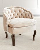 Pippa Tufted Chair