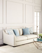 Webster Linen Sofa
