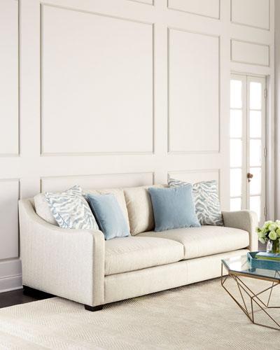 Webster Linen Sofa